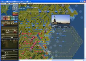 ビジュアルマップモードと画像ラベルの実装